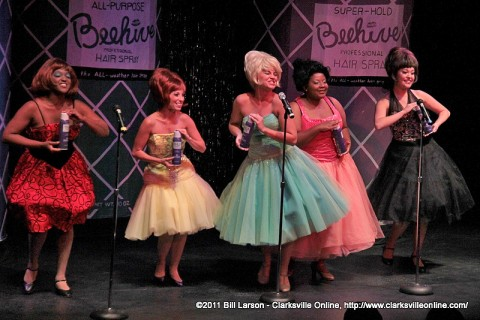 Beehive: The '60s Musical Sensation now playing at the Roxy