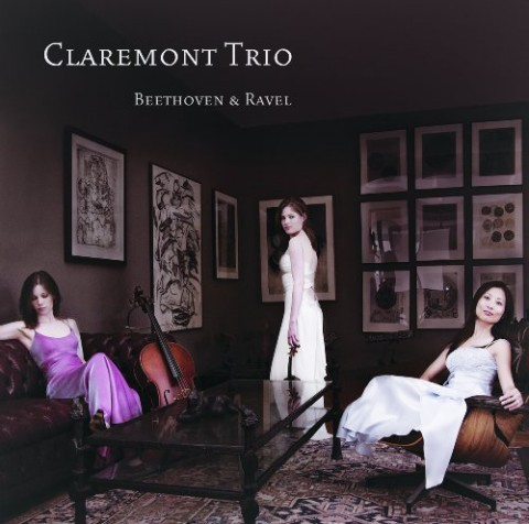 The Claremont Trio's newest CD, Beethoven and Ravel