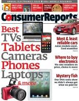 Consumer Reports December 2011