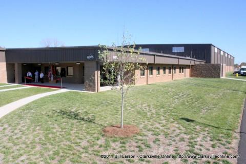 The Col. Robert E. Jones Training Support Center