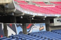A new sound system will implement 800 speakers stategically placed in proximity to each seating area throughout LP Field. (Courtesy of Powell Building Group)