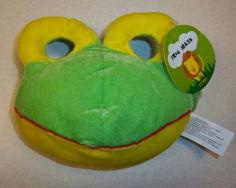 Picture of Recalled Frog Mask.