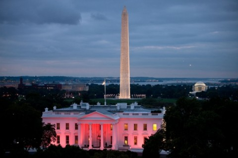 The White House. (Official White House Photo by Lawrence Jackson)