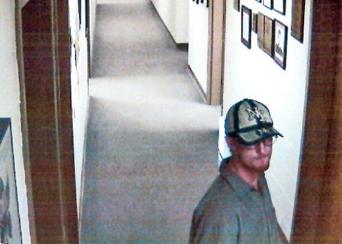 New Photo of the suspect released from APSU.