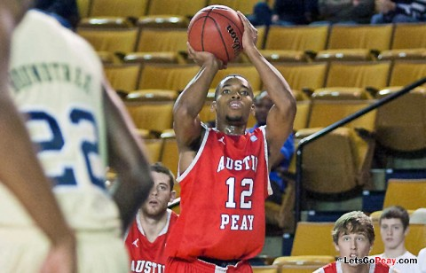 Austin Peay Basketball. (Courtesy: William Powell)