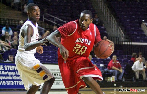 Austin Peay Basketball. (Courtesy: Keith Dorris/Dorris Photography)