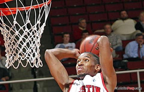 APSU Basketball. (Courtesy: Robert Smith/The Leaf-Chronicle)