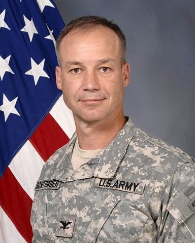 Col. Paul Bontrager
