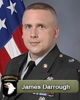 Sergeant James Michael Darrough