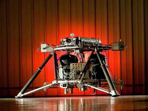 NASA Flies Robotic Lander Prototype to New Heights - Clarksville, TN ...