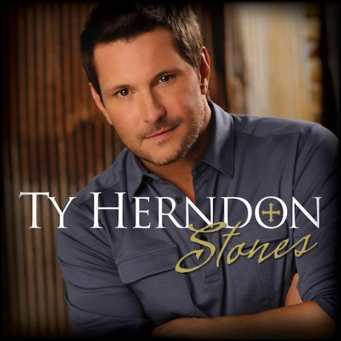 "Ty Herndon releases the single ""Stones""."
