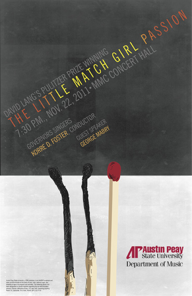little match girl passion pdf