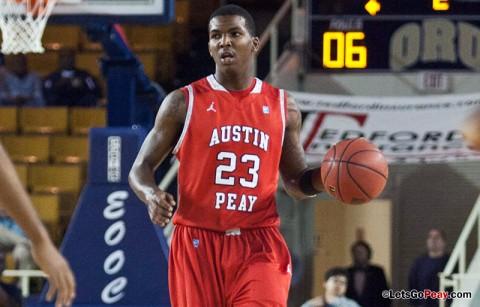 Austin Peay Basketball. (Courtesy: William Powell)
