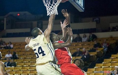 Austin Peay Men's Basketball. (Courtesy: William Powell)