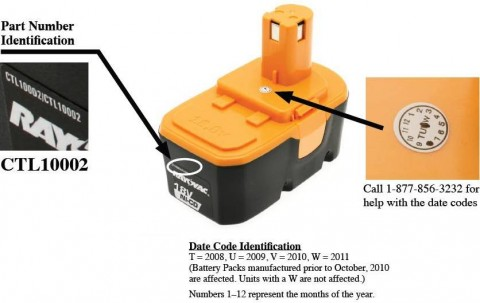 BatteriesPlus Recalls Rayovac-branded replacement battery packs due to explosion hazard.