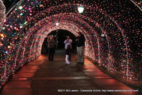 Christmas on the Cumberland