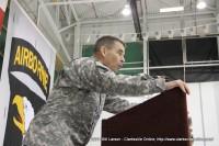 Brig. Gen. Jeffery N. Colt, Deputy Commanding General of the 101st Airborne Division
