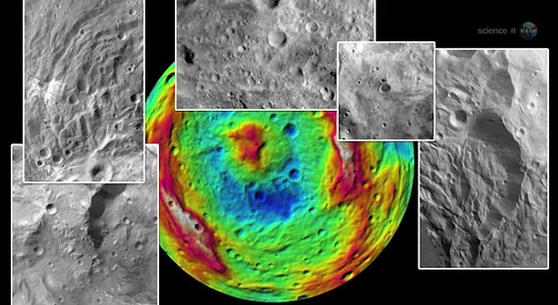 "Is Vesta the ""Smallest Terrestrial Planet?"" - Clarksville ..."