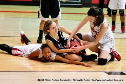 Rossview High School Lady Hawks Basketball.