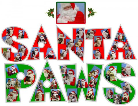 Santa Paws this Sunday at PetSmart.