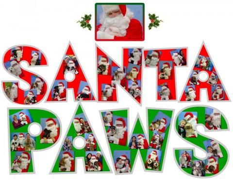 Santa Paws this Sunday at PetSmart.