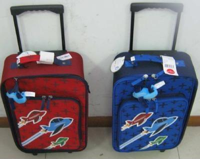 Childrens' Travel Cases recalled by Target