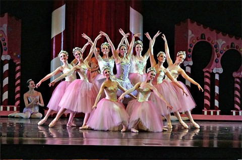 "The Dance Theatre of Tennessee brings ""The Nutcracker"" to Clarksville."