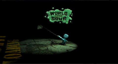 CAPCOM® announces New Action-Adventure Game, World Gone Sour™
