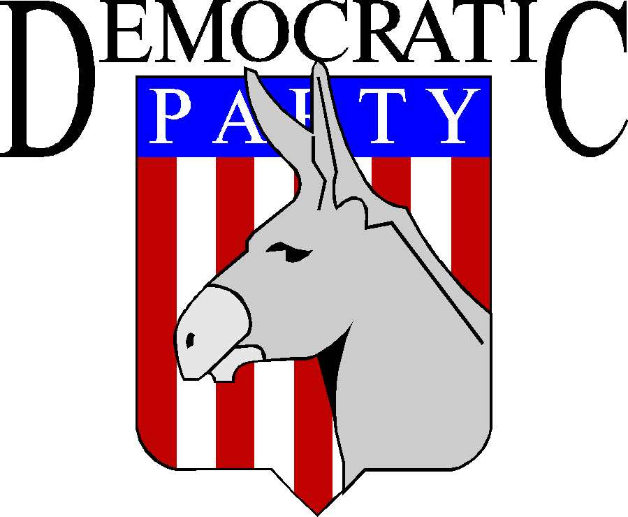 coloring pages for democratic party - photo#33