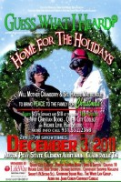 Guess What I Heard? Home for the Holidays