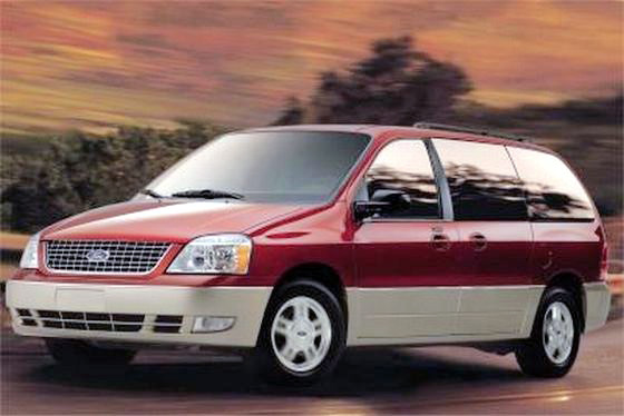 2004 Ford Freestar Recalled Due To Internal Transmission Failure