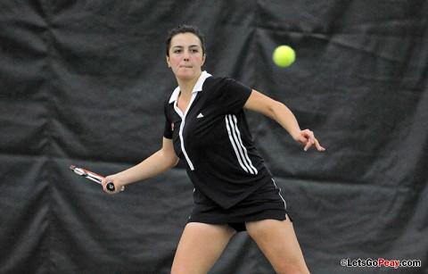 Austin Peay Women's Tennis. (Courtesy: Mateen Sidiq/Austin Peay)