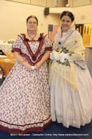 Phyllis Smith (left), with Deborah Hyland (right)