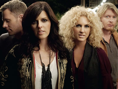 Enter To Win A Chance To Meet Little Big Town at this year's Rivers and Spires Festival