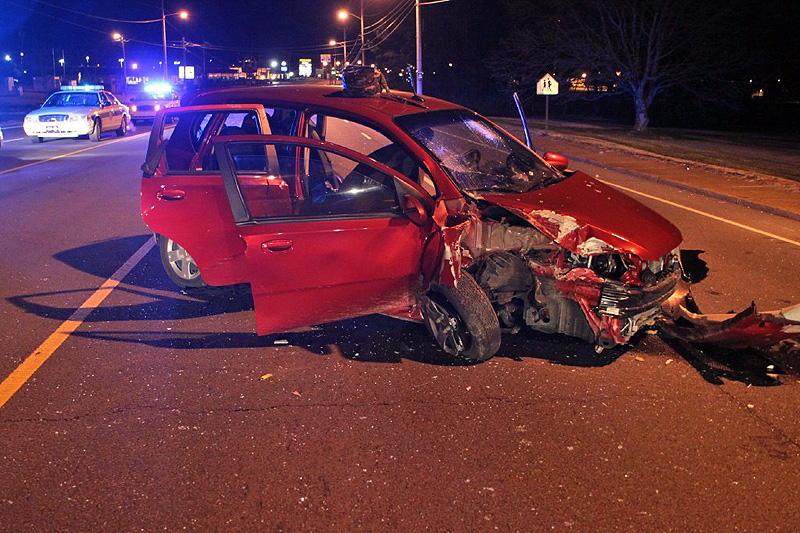 Car Crash Sends a Teenager to Vanderbilt with Head Injury ...