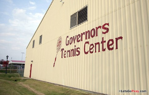 APSU Governors Indoor Tennis Center.