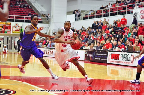 Austin Peay Men's Basketball.