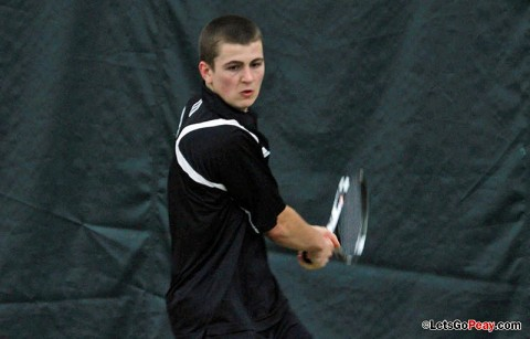 Austin Peay Men's Tennis (Courtesy: Austin Peay Sports Information)