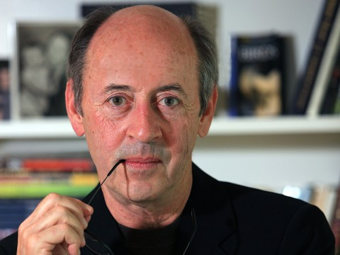 Former U.S. Poet Laureate Billy Collins