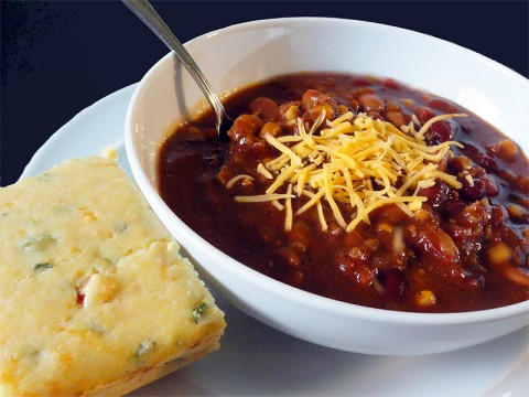 Fifth annual Fall Fundraiser to feature chili supper with chili, hot dogs, chips, desserts and drinks.