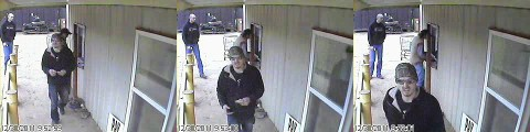 Clarksville Police Department needs the public's assistance in identifying the man in these surveillance video photos.