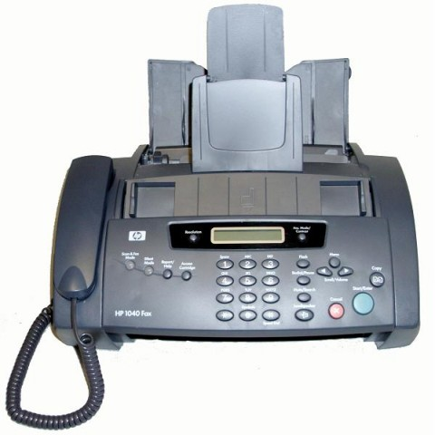 HP Fax 1040 recalled due to fire and burn hazards.