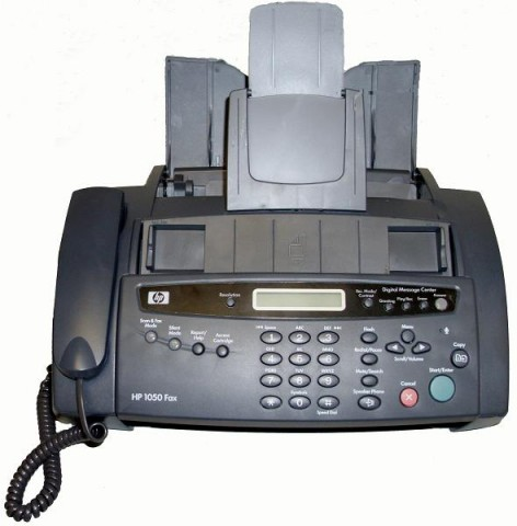 HP Fax 1050 recalled due to fire and burn hazards.