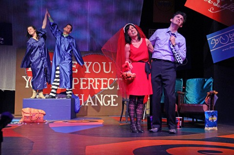 """I Love You, You're Perfect, Now Change"" opens Friday, February 10th at the Roxy Regional Theatre."