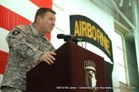 Maj. Gen. James McConville, Commander of the 101st Airborne Division