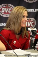 APSU Lady Govs Head Basketball Coach Carrie Daniels