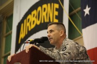 Brig. Gen. Jeffery N. Colt, the Deputy Commanding General of the 101st Airborne Division