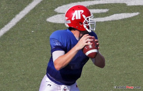 Austin Peay Football. (Courtesy: Austin Peay Sports Information)