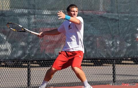 Austin Peay Men's Tennis. (Courtesy: Mateen Sidiq/Austin Peay)