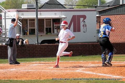 Austin Peay Softball.